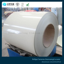 China dealer provide color coated aluminum coil/sheet with high termperature resistance