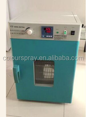 Laboratory portable powder curing oven