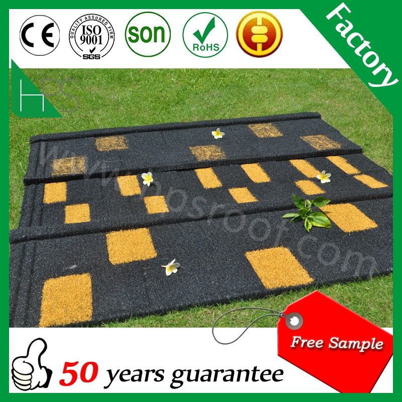 Colorful lightweight building material roofing Shingle tile