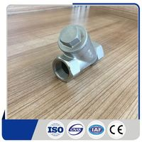 High Quality Competitive ball valve threaded ends y-strainer