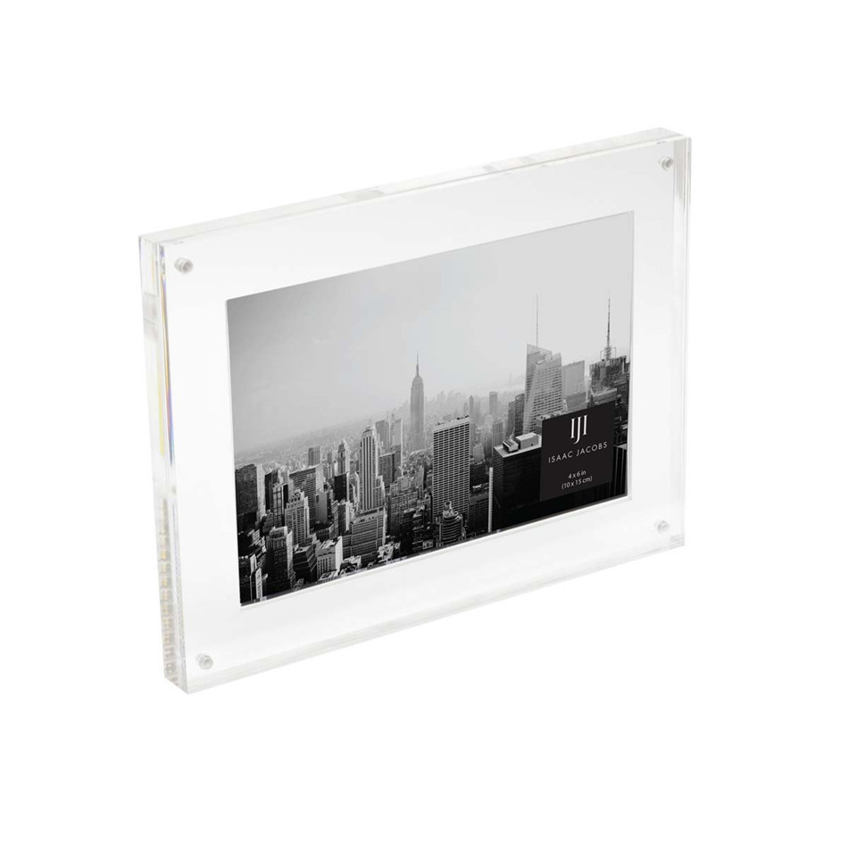 Factory Direct Sale acrylic glass photo print lucite animal print photo frame