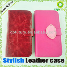 2013 Stylish wallet card holder case for galaxy s3 i9300