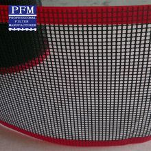 Different Customized Size Custom Ptfe Mesh Belt For Conveyor
