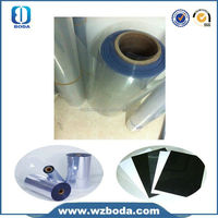 rigid transparent PVC roll for Vacuum thermoforming