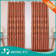 Factory direct sale Free Sample Customized decorative curtain fabric