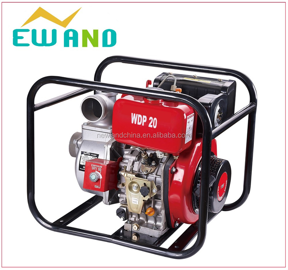 Newland(China) 2017 small electric water pumps for sale diesel water pump