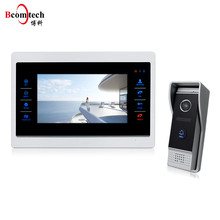 Bcomtech video door camera with recorder 32g sd card antique door bells
