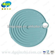 new design Kitchen heat resistant silicone mats