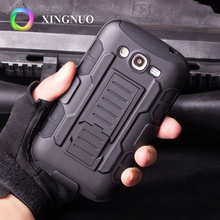 Mobile Phone Accessories Latest Fashion Belt Clip Tough Kickstand Hybrid Case Phone Holders For Apple iPhone 7 Case