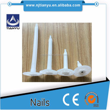 Insulation nails to fit gas insulation nailer