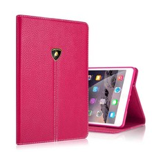new arrival stand holder leather flip cover tablet case for ipad pro 12.9 inch