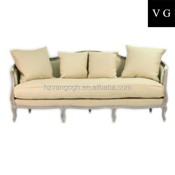 3 seater indoor swing sofa antique wedding party event sofa