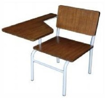 SCHOOL ARMCHAIR, SCHOOL CHAIR WITH ARMREST