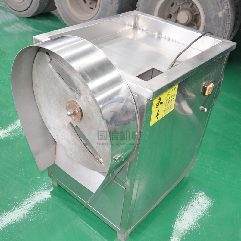 Commercial automatic industrial potato cutter