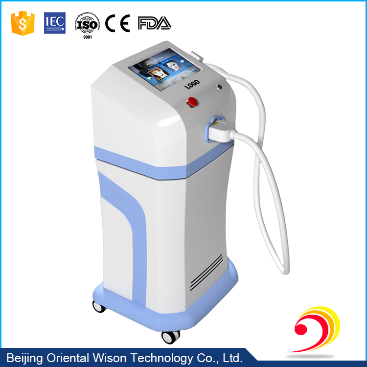 High quality diode laser clean excess hair without pain device