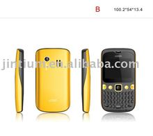Unlocked cheap GMS Qwerty keypad mobile phone S600