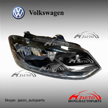 vw polo 2014 head lights, front head lamp for vw polo 2014 6C2941006/6C1941006