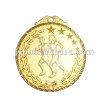 2012 running metal award medallions for outstanding performance(JYB-bm028)