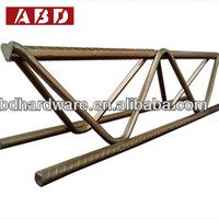 Concrete Steel Rebar Truss and Lattice Girder for Construction