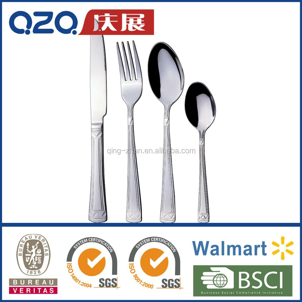 Bulk flatware set ST074