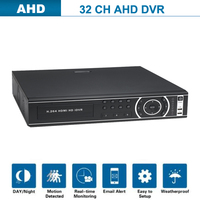 dvr price cctv security system p2p 32 ch digital video recorder
