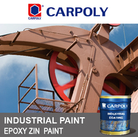 CARPOLY Industrial paint, QH5100 Epoxy Zinc Phosphate Primer, High-performance Epoxy Zinc-rich Primer