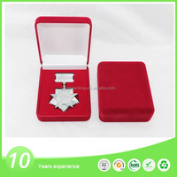 Good quality metal badge packing box wholesale