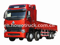 Sinotruk 8x4 HOWO A7 cargo truck ZZ1317N3867N1 heavy duty lorry trucks for sale 336hp;371hp