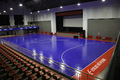 indoor professional pp plastic futsal football soccer playground floor court
