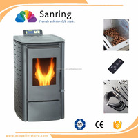 High Pellet Combustion Pellet Fireplace Stove
