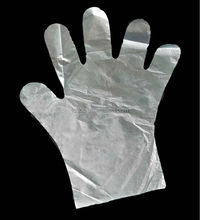 Plastic Glove / Disposable HDPE glove