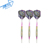 Bcsports Tungsten Dart Set, 90%Tungsten+Nylon Dart Stem+PET Flight
