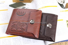 Designer latest Genuine leather Men Fashion and casual cute travel purse