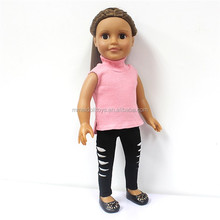 10 years OEM Manufacturer 18 inch American Girl Dolls model with high quality