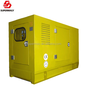 150kw 180kva diesel generator set with famous brand engine 3phase 4 wire