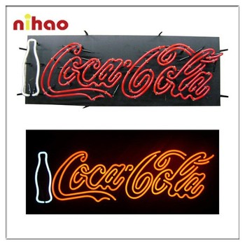 billboard led neon sign