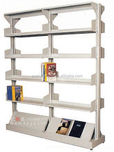 2014 high quality modern unexpensive steel library cabinet, cheap greeting card display racks,business card display rack