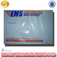 self adhesive documents enclosed courier envelopes
