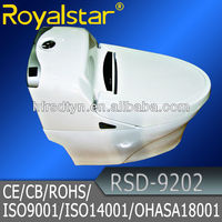 wash down one piece water closet / toilet bowl