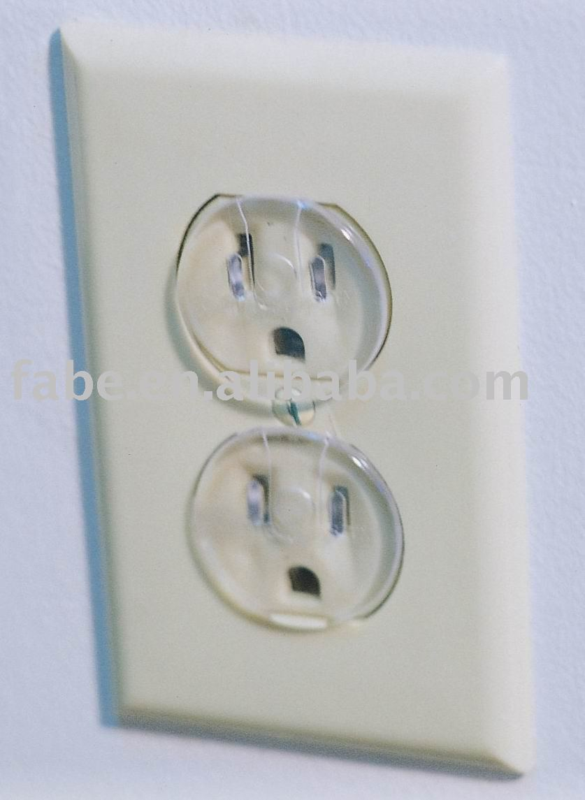 Baby Safety USA type Outlet Plug