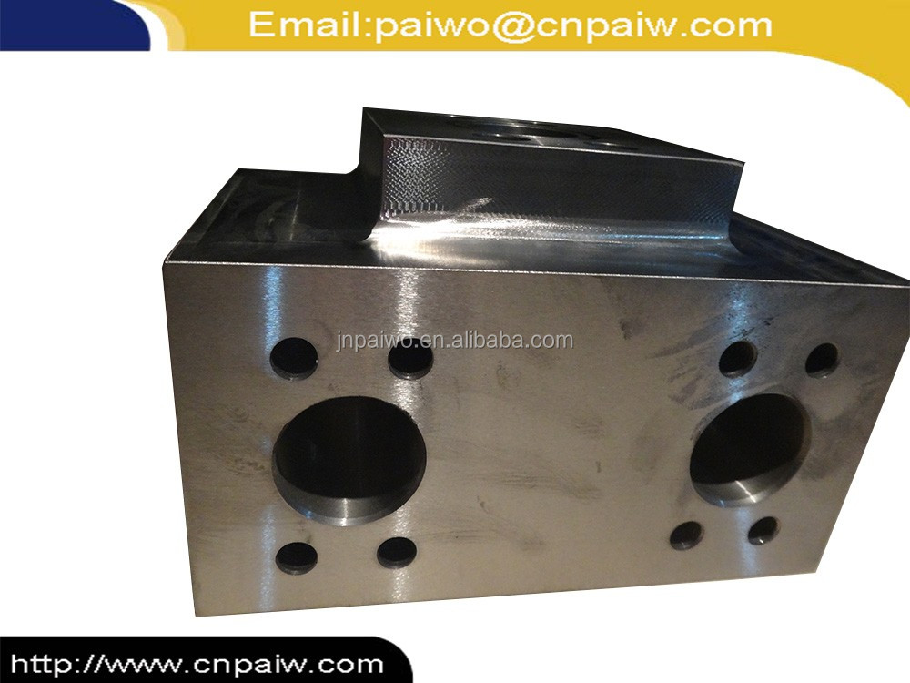 OEM service high precision forging cnc machining forged parts