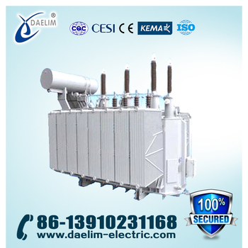 CE Standard NEON Outdoor High Voltage 69kv 63000kva Power Transformer