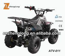 New gas power cool sports 2 seater atv 250cc 4x4