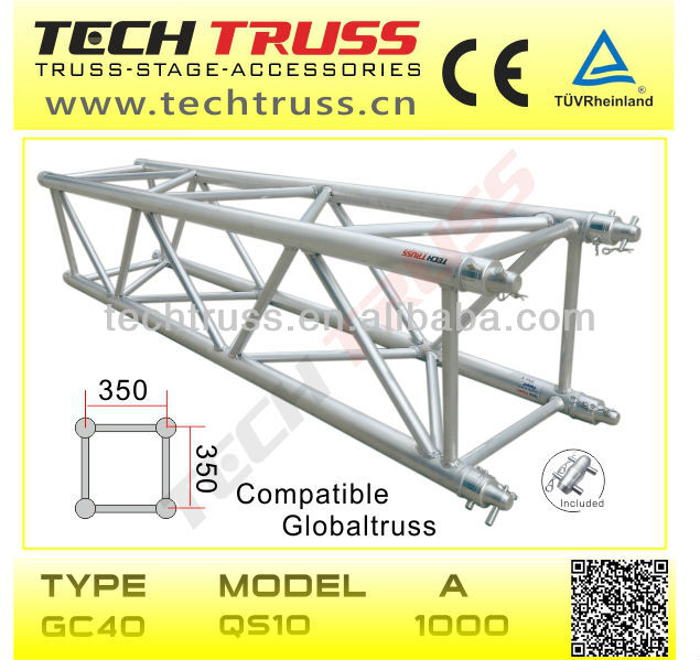 2015 Manufacturers On Sale Aluminum Lighting Stage Truss
