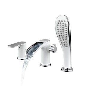 Waterfall Bathroom Shower Set, Waterfall Bathroom Shower Set Suppliers And  Manufacturers At Alibaba.com