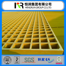 High-quality Moulded FRP Plastic floor walkway grating