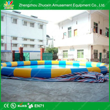 Best Selling PVC Tarpaulin Large Inflatable Water Pool Toys