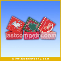 Christmas Musical Paper Candy/ Chocolate Box