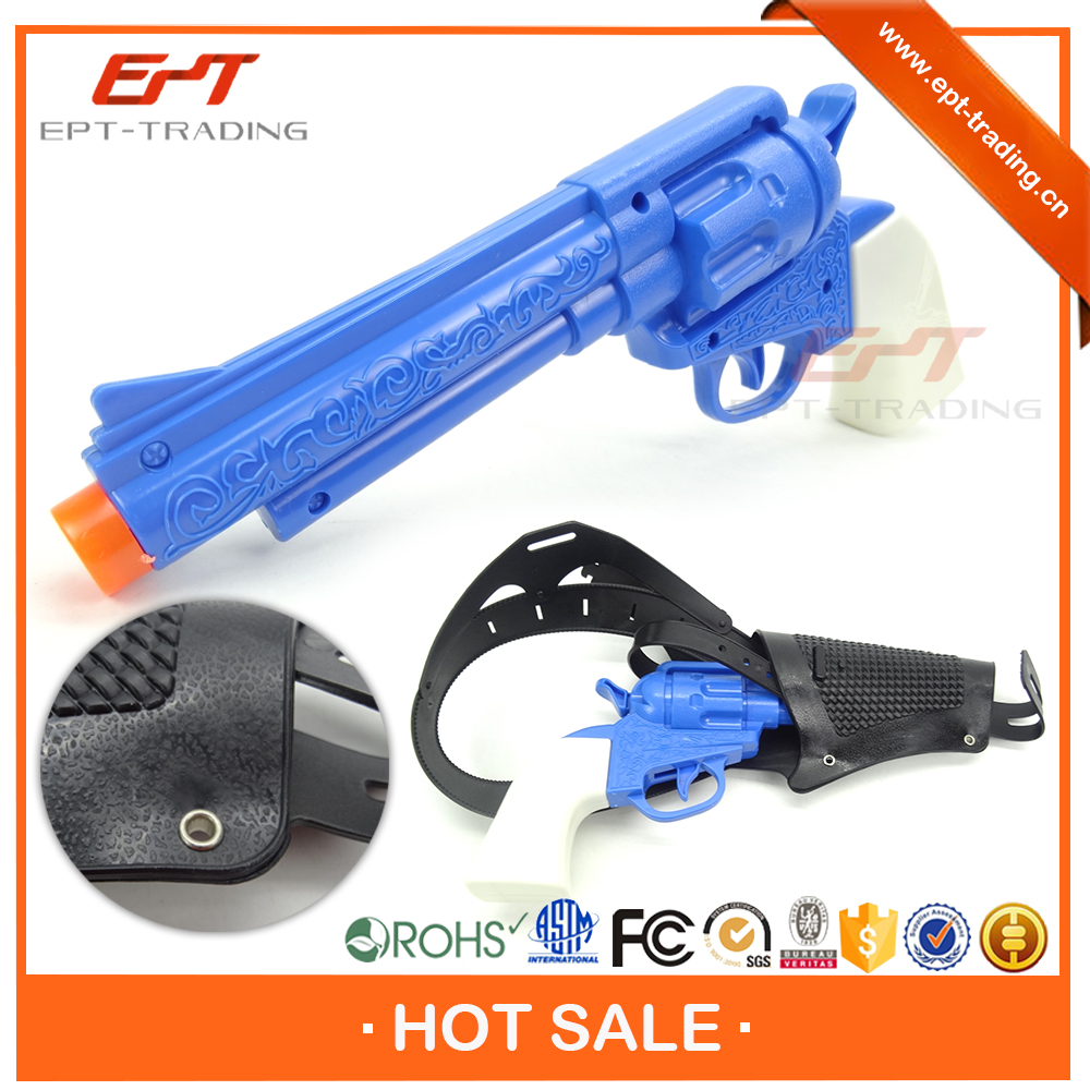 Hot selling kids cowboy toy gun set for sale
