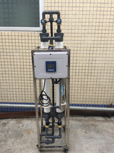 UF 4040 membrane machine for water purification used(500L/H)